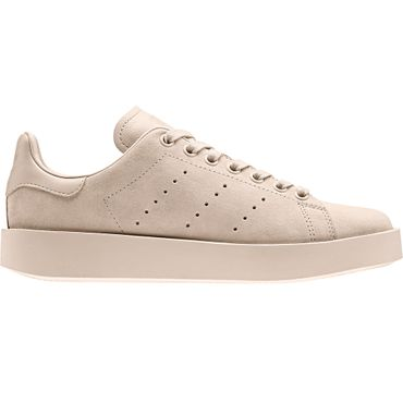 adidas Originals Stan Smith Bold W Damen Sneaker beige – Bild 1