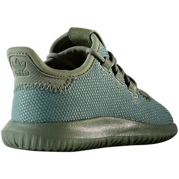 adidas Originals Tubular Shadow I Kinder Baby Sneaker trace green – Bild 3