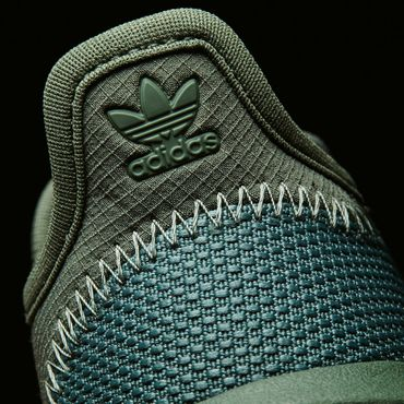 adidas Originals Tubular Shadow I Kinder Baby Sneaker trace green – Bild 5