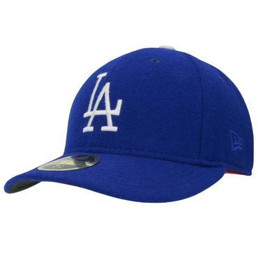 New Era Los Angeles Dodgers Heritage Baseball Cap Low Profile – Bild 1