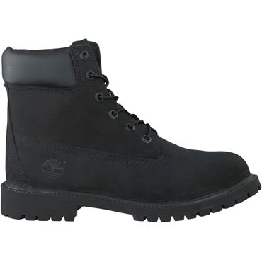 Timberland 6 Inch Premium Youth Kinder Boot schwarz