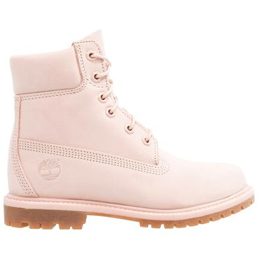 Timberland 6 Inch Premium Boot Damen Stiefel light pink rose