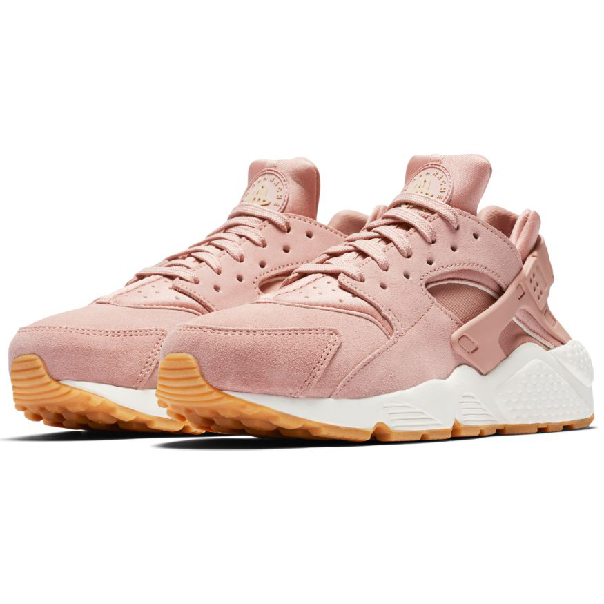 nike air huarache run damen rosa