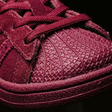 adidas Superstar I Sneaker Kinder Baby collegiate burgundy – Bild 3