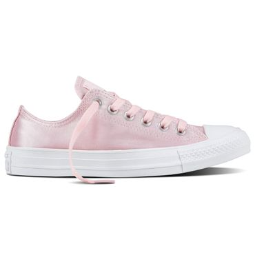 Converse All Star OX Satin Chuck Taylor Chucks artic pink – Bild 1