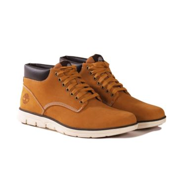 Timberland Bradstreet Chukka Leather Herren Boot wheat – Bild 2