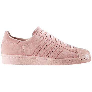 adidas Originals Superstar 80s Metal Toe Sneaker icey pink