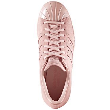 adidas Originals Superstar 80s Metal Toe Sneaker icey pink – Bild 4