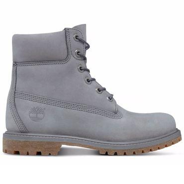 Timberland 6 Inch Premium Boot Damen Stiefel grau – Bild 1