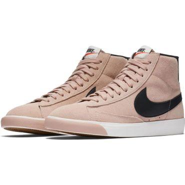 Nike WMNS Blazer Mid Vintage Suede  particle pink 917862 601 – Bild 3