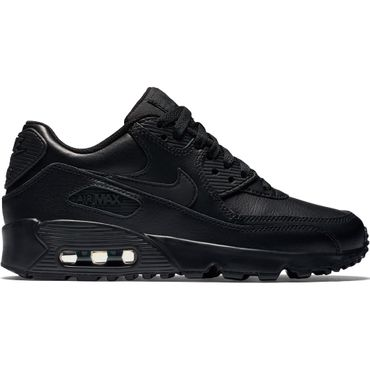 Nike Air Max 90 Leather GS schwarz 833412 001
