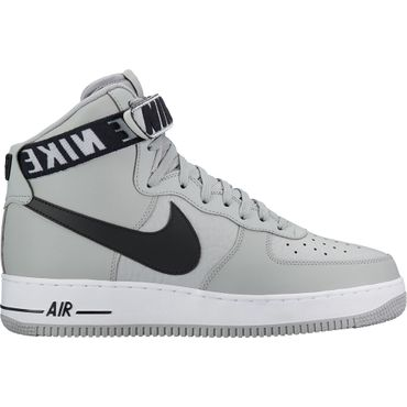 Nike Air Force 1 High '07 High-Top Sneaker flight silver – Bild 1
