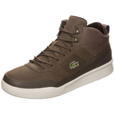 Lacoste Explorateur Sport Mid Sneaker braun  – Bild 3