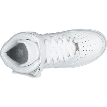 Nike WMNS Air Force 1 Mid '07 LE weiss 366731 100 – Bild 3