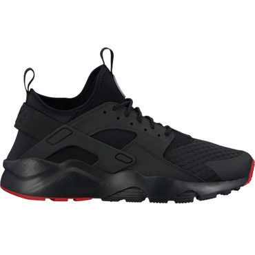 Nike Air Huarache Run Ultra schwarz rot 819685 012 – Bild 1