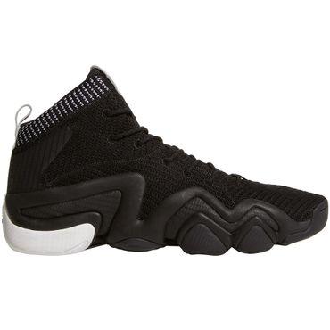 adidas Originals Crazy 8 ADV PK Primeknit Sneaker schwarz – Bild 1