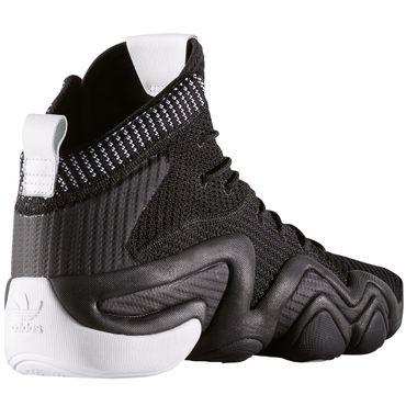 adidas Originals Crazy 8 ADV PK Primeknit Sneaker schwarz – Bild 2