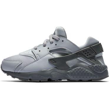 Nike Air Huarache Run (PS) Kinder Sneaker grau dunkelgrau – Bild 2