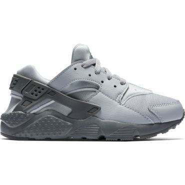 Nike Air Huarache Run (PS) Kinder Sneaker grau dunkelgrau – Bild 1