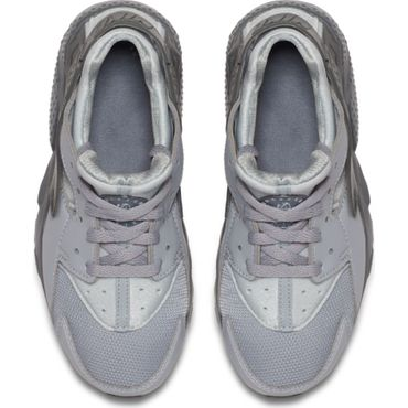 Nike Air Huarache Run (PS) Kinder Sneaker grau dunkelgrau – Bild 3