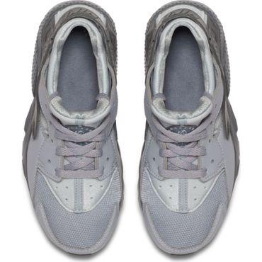 Nike Air Huarache Run (PS) Kinder Sneaker grau dunkelgrau – Bild 3