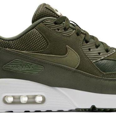 Nike Air Max 90 Ultra 2.0 LTR Herren Sneaker khaki – Bild 2