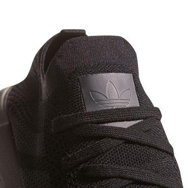 adidas Originals Swift Run PK Herren Sneaker schwarz  – Bild 3