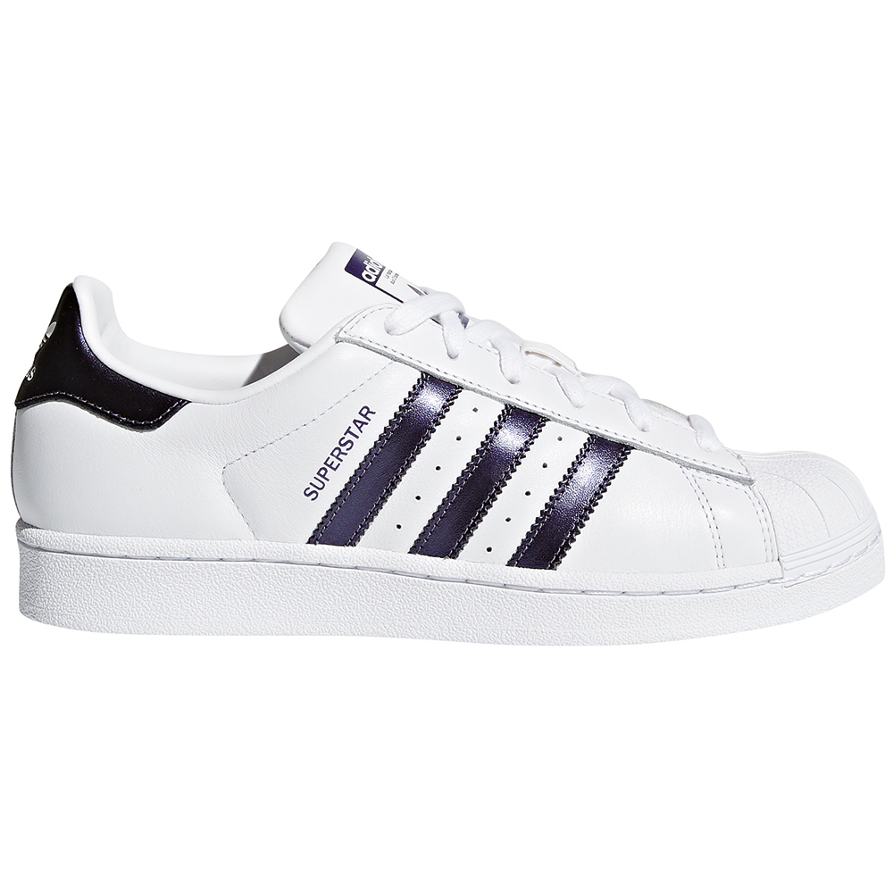 adidas superstar lila