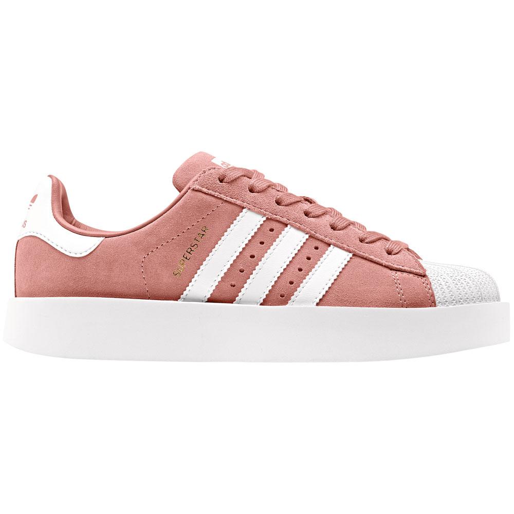superstars adidas rosa