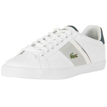 Lacoste Fairlead Sneaker weiß grün – Bild 2