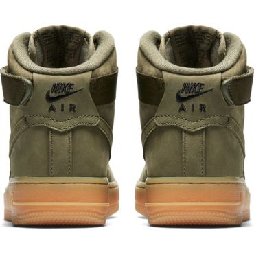 Nike Air Force 1 High WB (GS) olive 922066 202 – Bild 3
