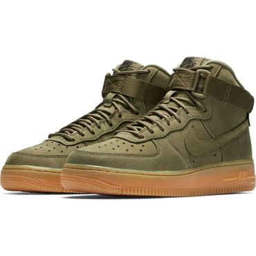 Nike Air Force 1 High WB (GS) olive 922066 202 – Bild 2