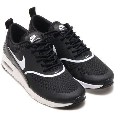 Nike WMNS Air Max Thea schwarz weiss 599409 028 – Bild 4
