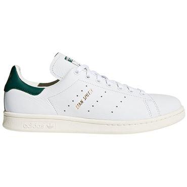 adidas Originals Stan Smith Sneaker weiß dunkelgrün CQ2871 – Bild 1
