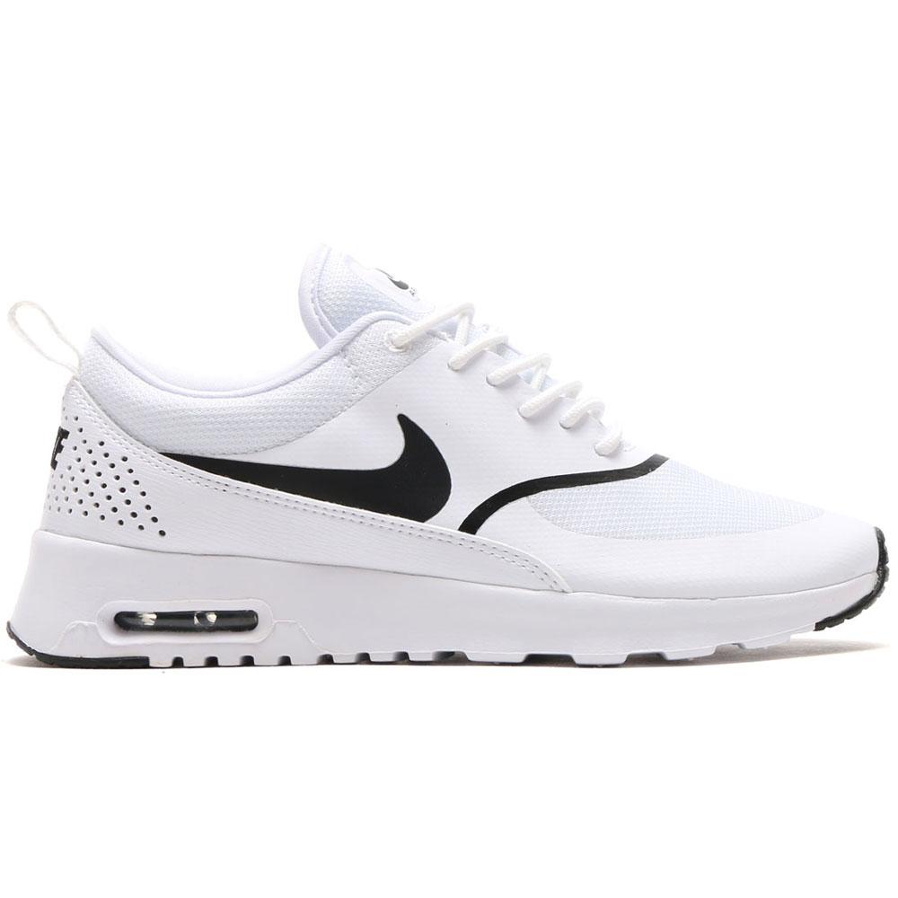 Nike Air Max Thea Wmns Sneaker Weiss 3LdpGW