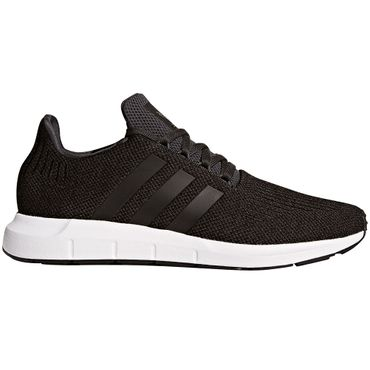 adidas Originals Swift Run Herren Sneaker schwarz weiß CQ2114 – Bild 1