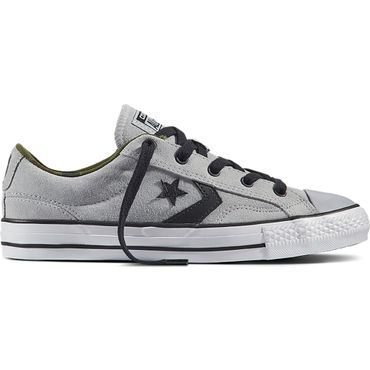Converse Star Player OX Sneaker grau 159777C – Bild 1