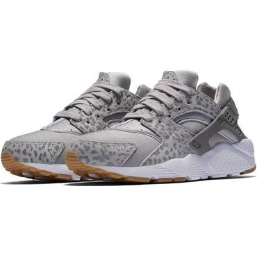 Nike Huarache Run SE (GS) grau animal print 904538 007 – Bild 2