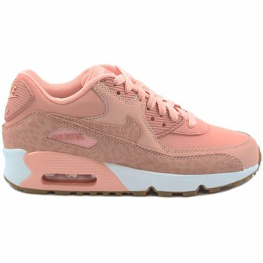 Nike Air Max 90 Leather SE GS coral stardust 897987 601 – Bild 1