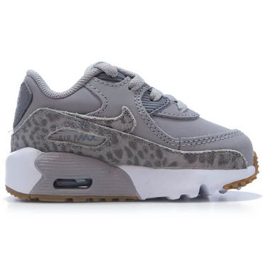 Nike Air Max 90 SE Leather (TD) grau 859632 004 – Bild 1