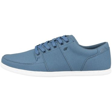 Boxfresh Spencer SH Waxed Canvas Herrenschuhe blau E-15270 – Bild 2