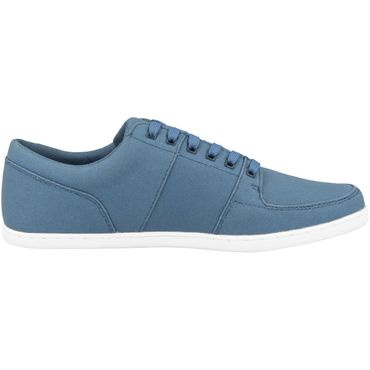 Boxfresh Spencer SH Waxed Canvas Herrenschuhe blau E-15270 – Bild 4