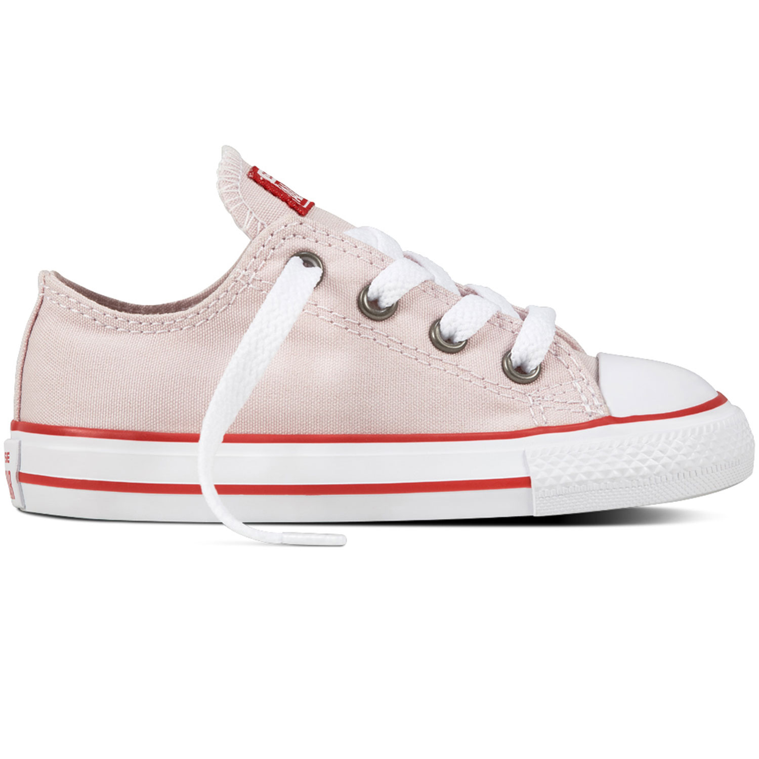new york 59d35 7ad84 Converse Youth All Star OX Chuck Taylor Chucks Kinder barely rose 660102C