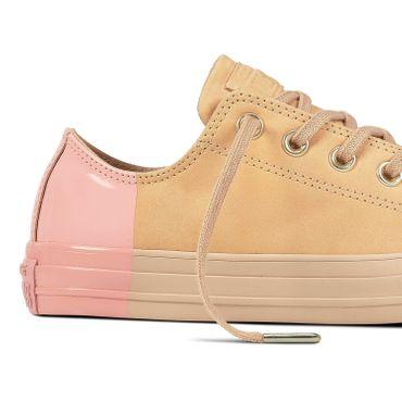 Converse Chuck Taylor All Star OX Damen Sneaker beige coral 159530C – Bild 2