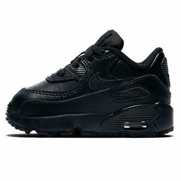 Nike Air Max 90 Leather TD schwarz 833416 001 – Bild 2