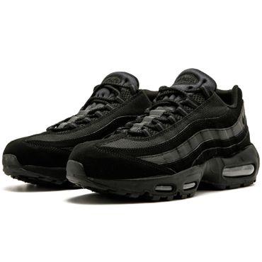 Nike Air Max '95 triple black 609048 092 – Bild 2