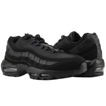 Nike Air Max '95 triple black 609048 092 – Bild 3