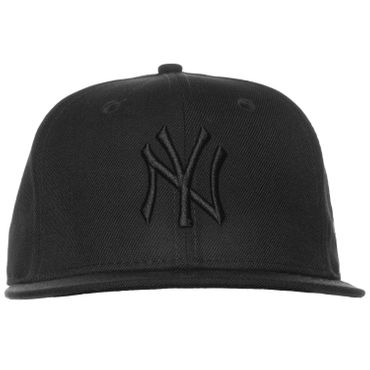 New Era MLB New York Yankees 59FIFTY Kappe schwarz 10000103 – Bild 2