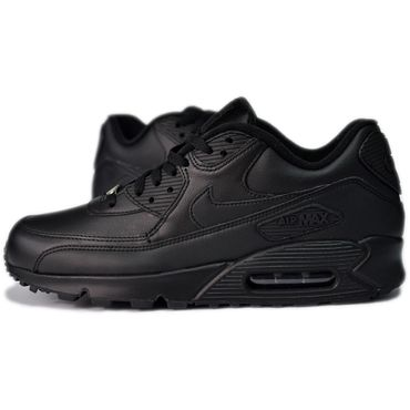 Nike Air Max 90 Leather schwarz 302519 001 – Bild 2