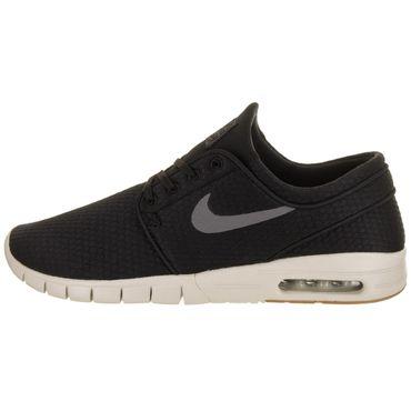 Nike Stefan Janoski Max black dark grey 631303 020 – Bild 2